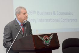 26th Business & Economics Society International Conference