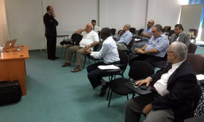 AAU Organized A Seminar about the Big Data Research CBA