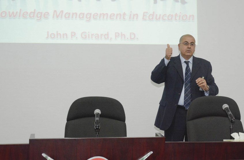 Lecture on Knowledge Management