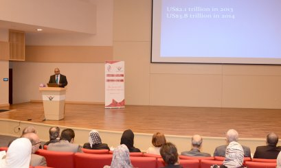 AAU launches the Business & Economics Society International Conference with International Participation