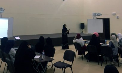 "AAU organized a workshop about ""Writing Business Plans"""