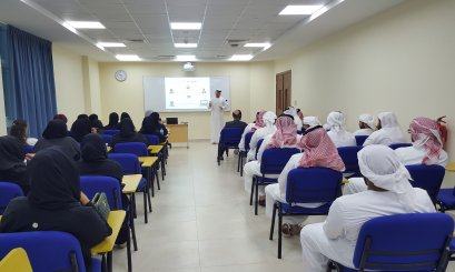 "AAU Organized Awareness Lecture about ""Information Security"""