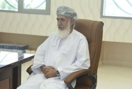 Visit of the Omani Cultural Attache