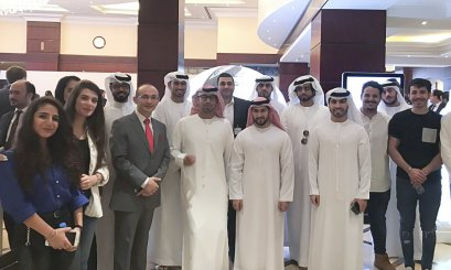 A Delegation from College of Business attend the 9th Education Conference