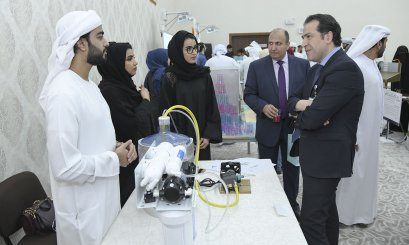 AAU organizes the first exhibition on creativity and innovation