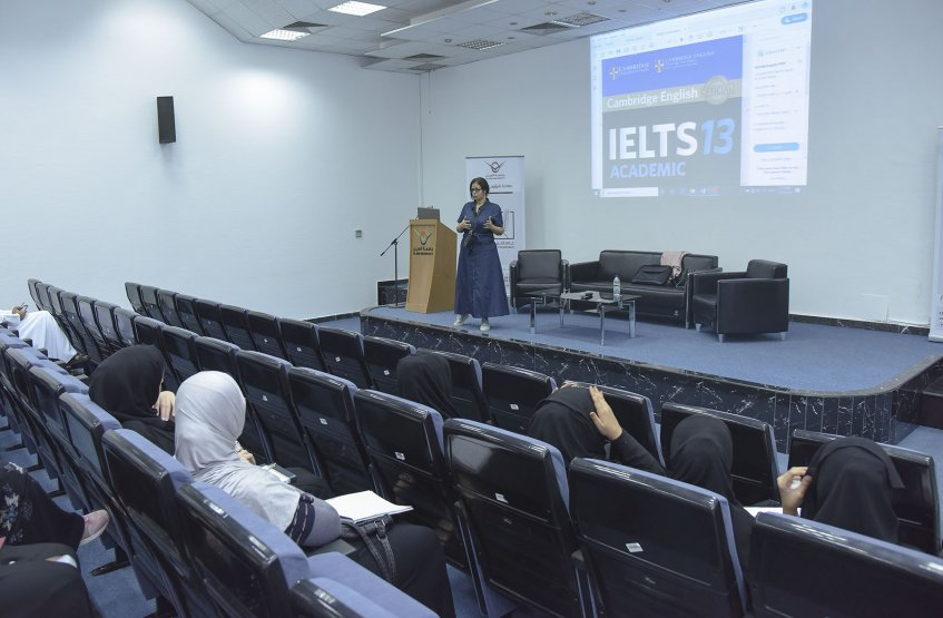 A Workshop about How to Prepare for IELTS Exam