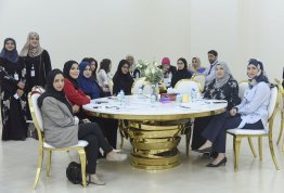 Champions of Tolerance for the Second time at Al Ain University