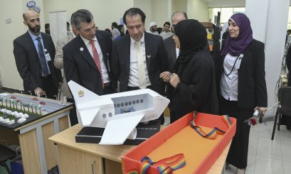 Innovative ideas and distinct projects in the Innovation and Entrepreneurship Day