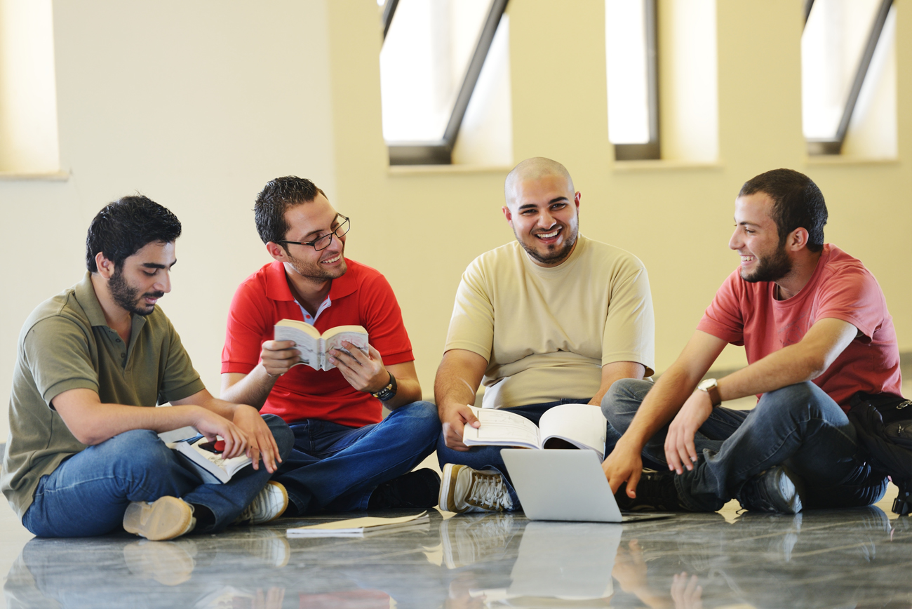 Make Friends and Create Social Ties, Al Ain University